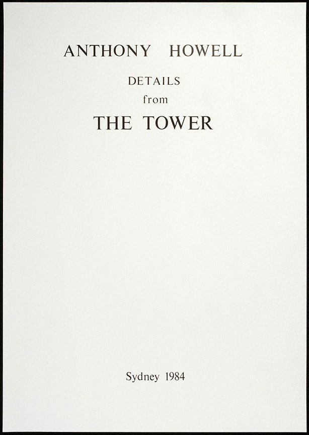 An image of The tower