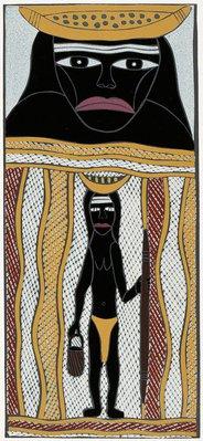 Alternate image of Nyapililŋu Wapitja by Naminapu Maymuru-White