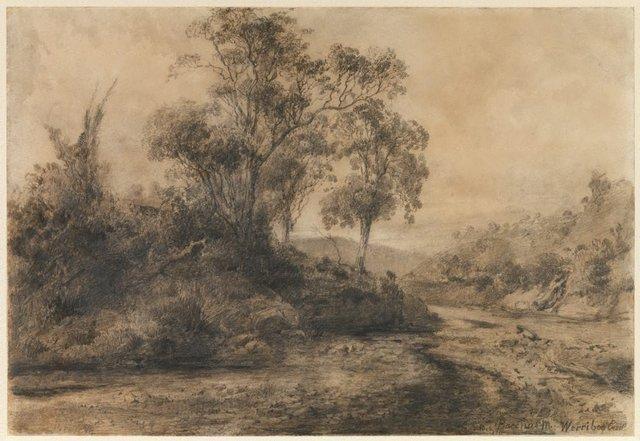 An image of Bacchus Marsh, Werribee Creek