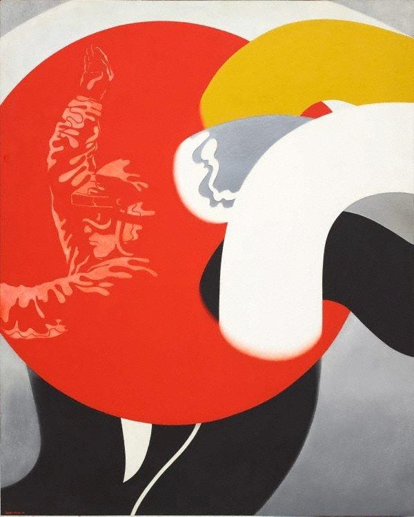 Stop, (1970) by Bridgid McLean