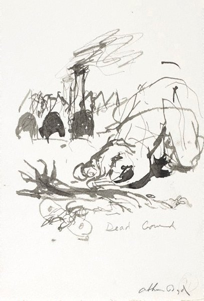 An image of (Illustration for 'Jonah' p.115)