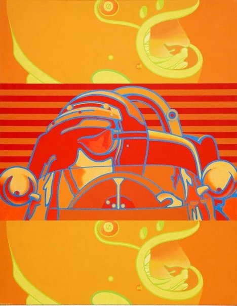 An image of Machine 14 by Bridgid McLean