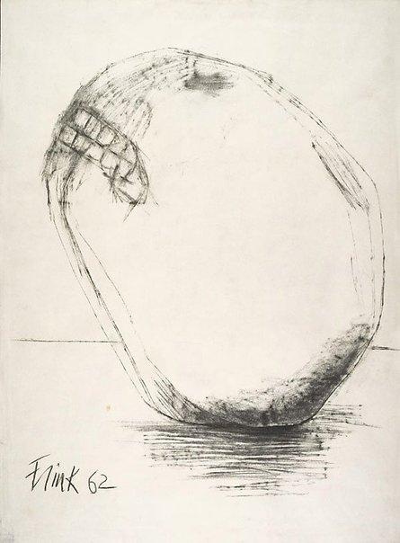 An image of Animal Form by Dame Elisabeth Frink