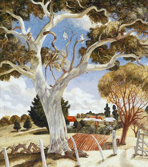 An image of Landscape near Cooma by Adrian Feint