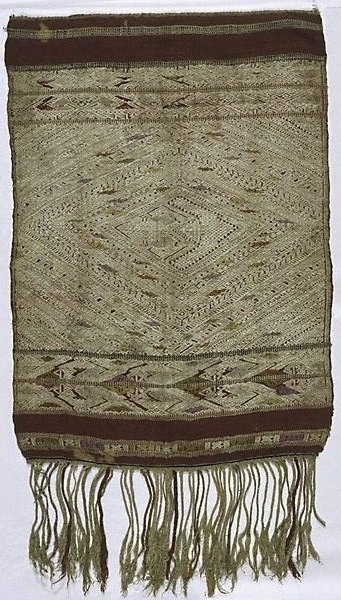 An image of meditation cloth
