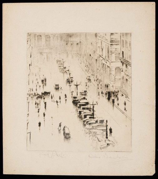An image of (Martin Place) by David Barker