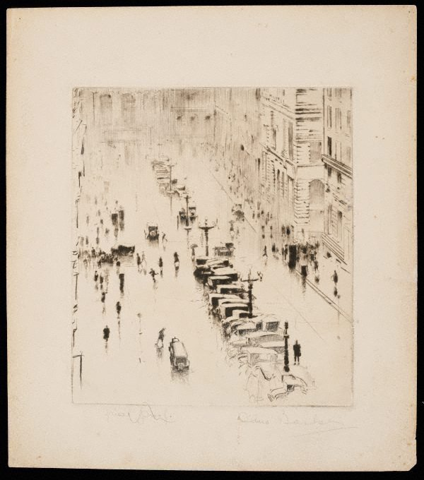 An image of (Martin Place)