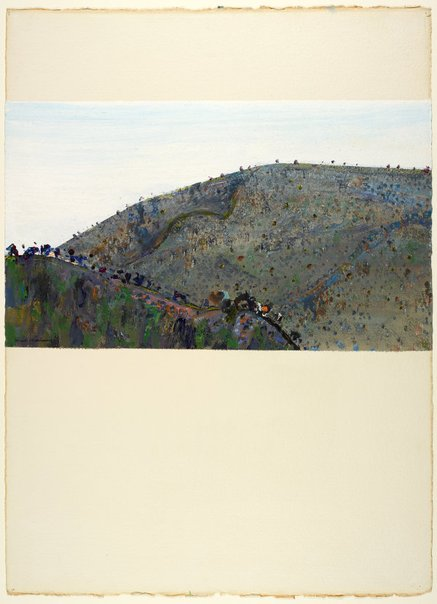 An image of Springbrook, Queensland by Fred Williams