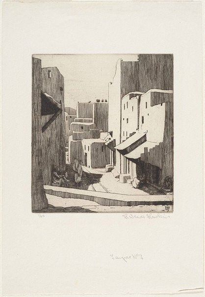 An image of Tangier No. 3 by Weaver Hawkins