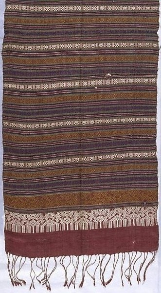 An image of Shawl or scarf ('phaa biang') by