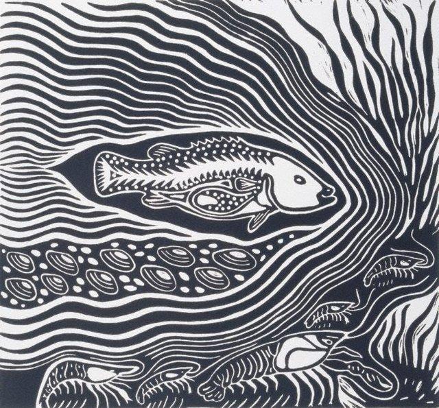 An image of Parntuu (codfish)