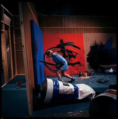 Alternate image of Painter by Paul McCarthy