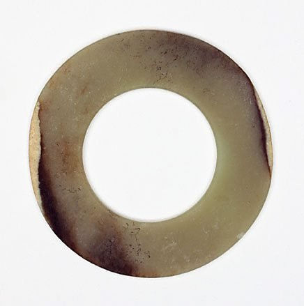 An image of Ritual disc 'huang' by