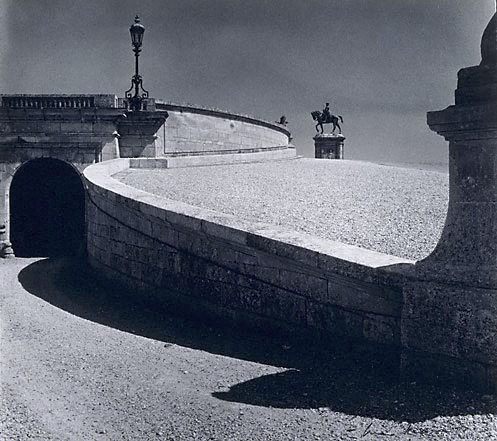 An image of Chantilly, Paris by Max Dupain