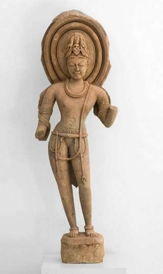 AGNSW collection Avalokiteshvara 10th century
