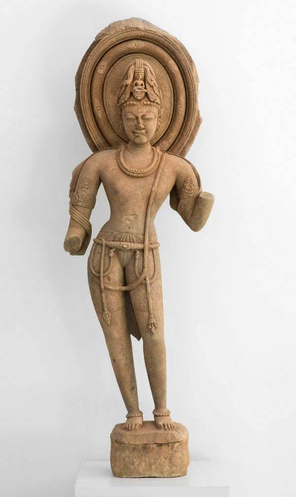 An image of Avalokiteshvara