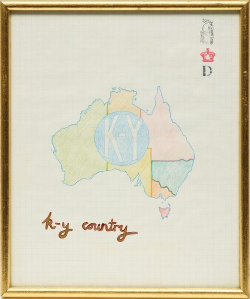 An image of K-Y Country by David McDiarmid