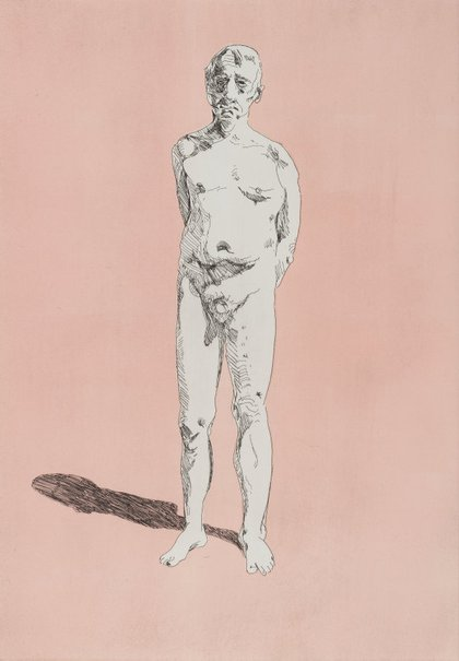 An image of Eric by Ben Quilty