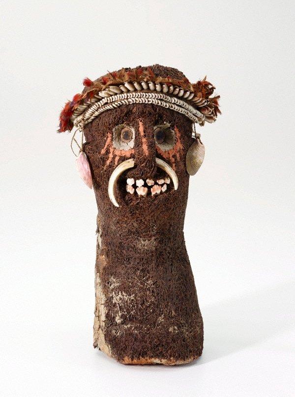An image of Amo ato (tree fern head)