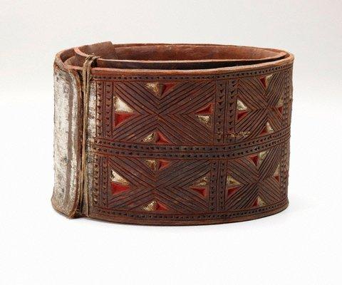 Alternate image of Kak (wide bark belt) by