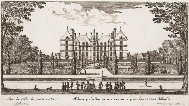 An image of Château of Liancourt