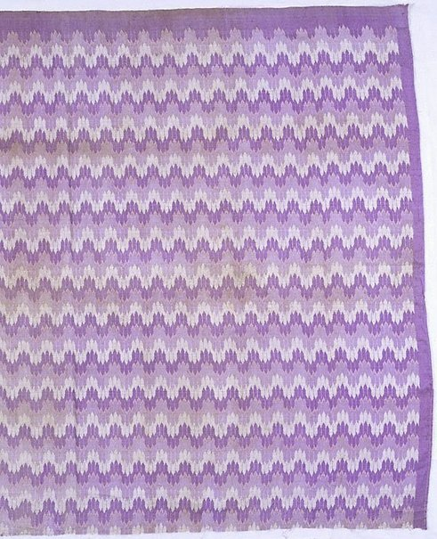 An image of 'acheik' design fragment of a sarong by