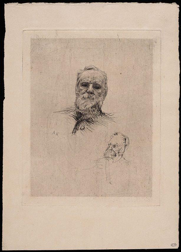 An image of Portrait of Victor Hugo
