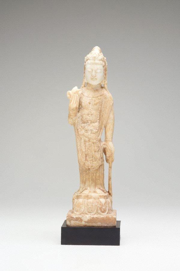 An image of Bodhisattva