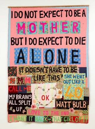 AGNSW collection Tracey Emin I do not expect 2002