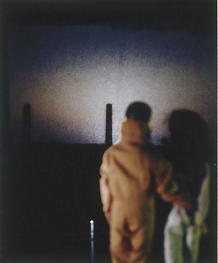 An image of Untitled (Ken and Barbie, smokestacks)