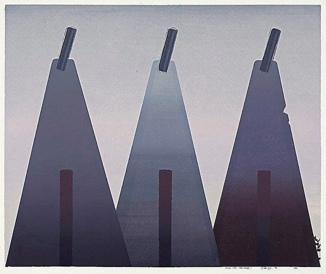 An image of Three (one doubtful)