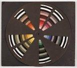 Alternate image of The de Mestre Colour Harmonising Chart by Roy de Maistre