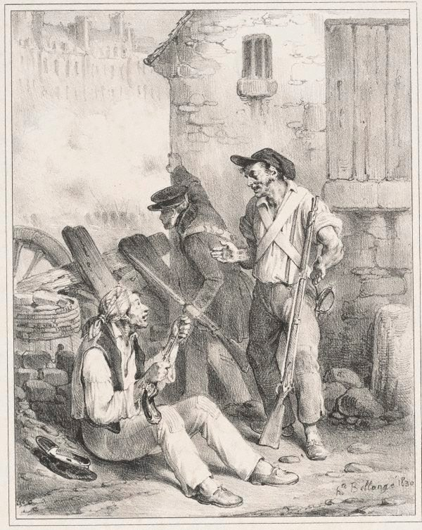 An image of Well, have you struck, Jean-Louis?