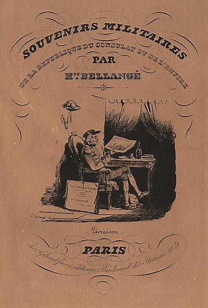 An image of Title page by Hippolyte Bellangé