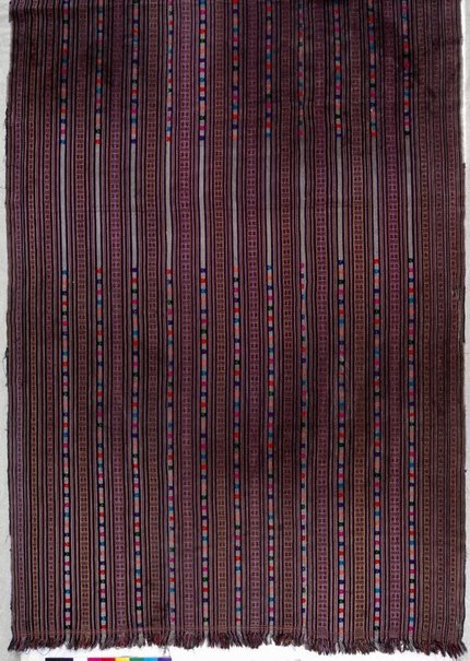 An image of large shawl ('jangshem kira') by