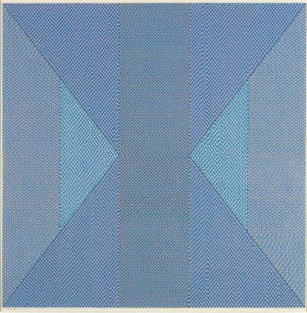 An image of Perceptual blue
