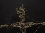 Alternate image of Christ on the Cross (model) by Margel Hinder