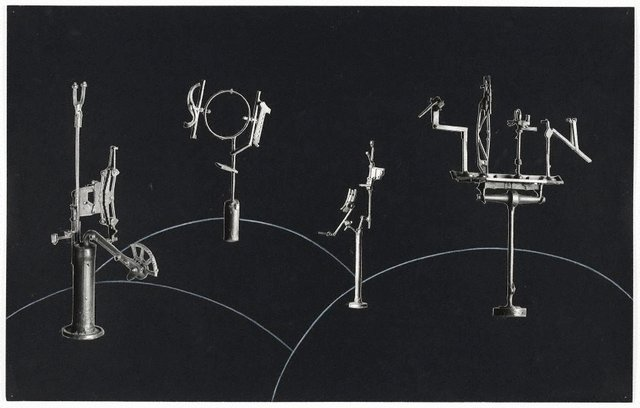 Untitled, (1983) by Robert Klippel