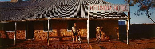 An image of Nocundra Hotel near Jackson, Queensland by Philip Quirk