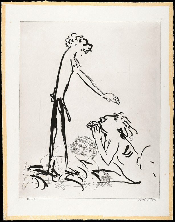 An image of (Illustration for 'Jonah' p.68)