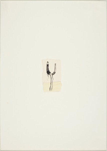 An image of (Forked tree form, binding broken) by Ross Mellick