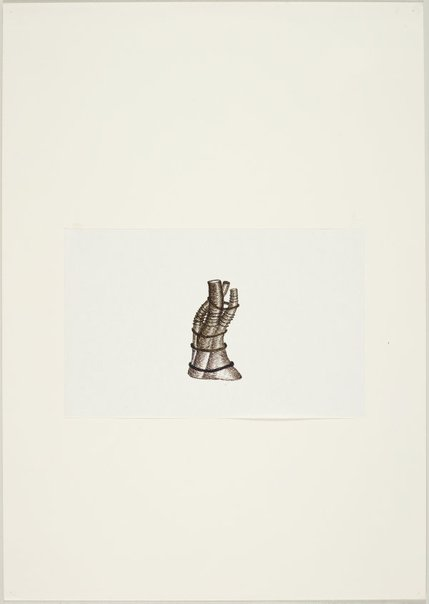 An image of (Forked tree form, three parts, bound, ringed) by Ross Mellick
