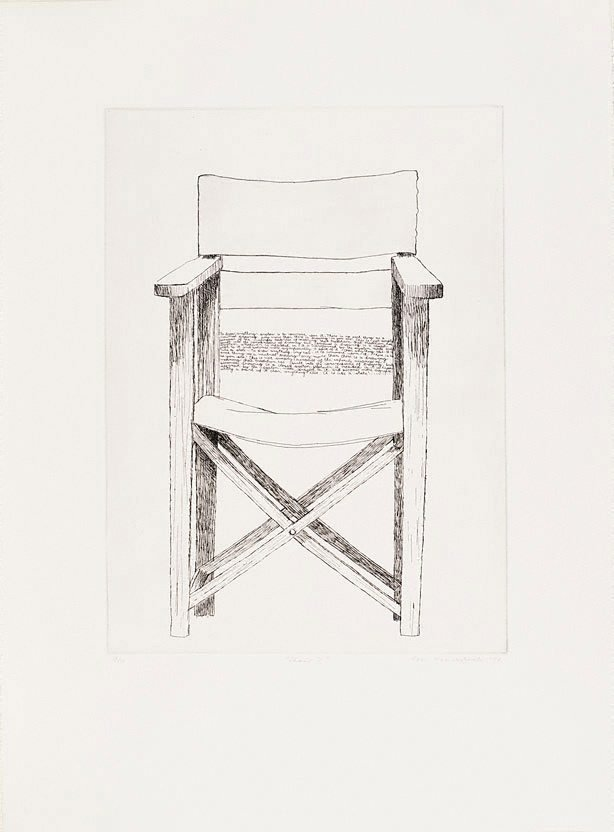 An image of Chair I