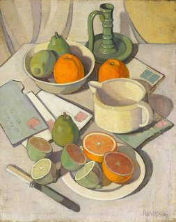 Oranges and lemons, (circa 1934) by Alison Rehfisch