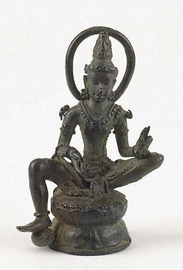 An image of Vajrapani