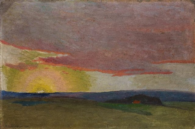 Narellan, (1917) by Roland Wakelin