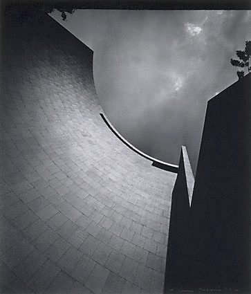 An image of Chancellery wall (Australian Embassy, Paris) by Max Dupain