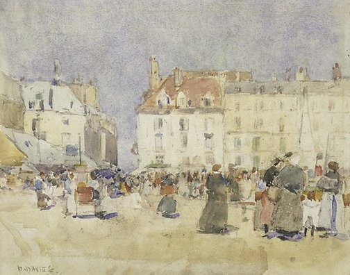 An image of Market Place by David Davies
