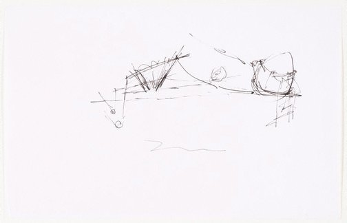 An image of (Study for Raft song at sunrise) by Ross Mellick