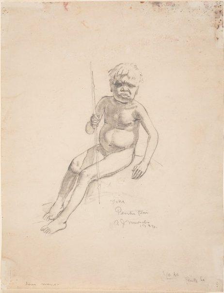 An image of Yoka Pentu Pui by Arthur Murch